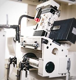 TGS centerless grinder upper slideway